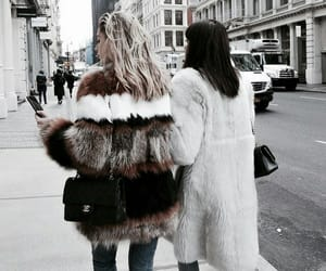 fashion, girl, and chic image