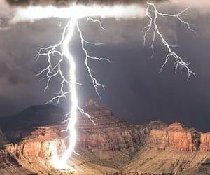 naturaleza, tormenta, and paisaje image