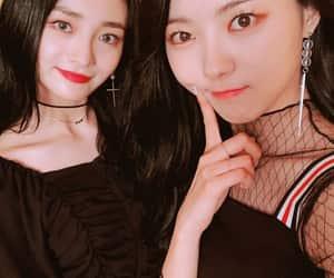 k-pop, ioi, and pledis girlz image