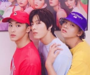 johnny, SM, and taeil image