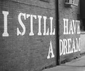 Dream, black and white, and life image