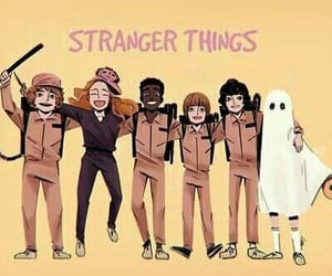 stranger things and draw image