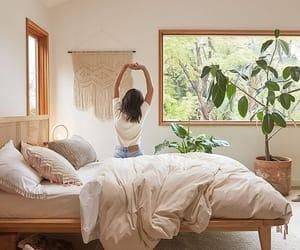 bedroom, interior, and interior design image