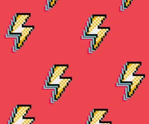background, thunder, and wallpaper image