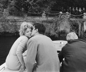 Alain Delon and Romy Schneider image