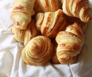 bread and croissant image