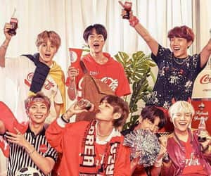 army, coca cola, and 🌺 image