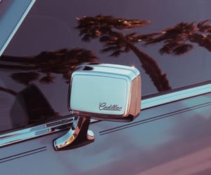 car, cadillac, and aesthetic image