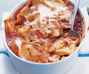 food, pasta, and ravioli image