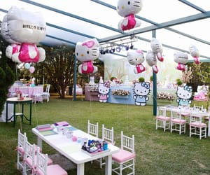 birthday, party, and decoration image