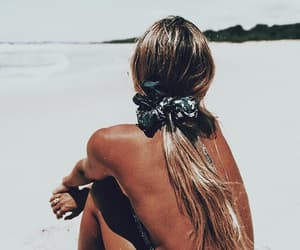 beach, trendy, and fashion image