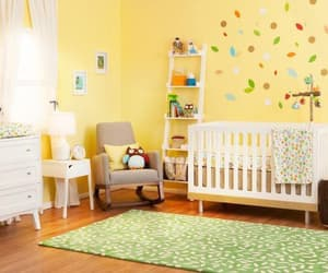 baby room, home, and rich life image