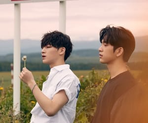 got7, JB, and jinyoung image