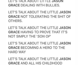 percy jackson, heroes of olympus, and jason grace image