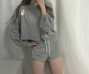 korean, beauty, and skinny image