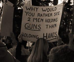 gay, gun, and quotes image