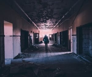 abandoned, aesthetic, and old image