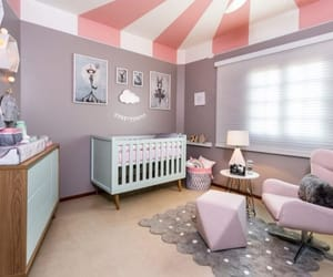 baby room, decoration, and home image