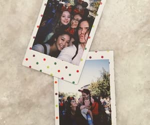 polaroid, to all the boys, and friends image