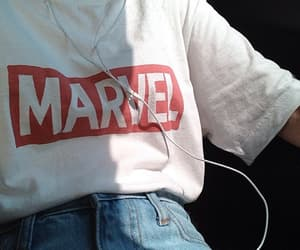 aesthetic, Marvel, and clothes image