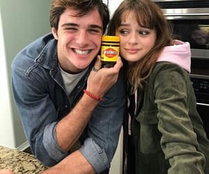 joey king, jacob elordi, and the kissing booth image