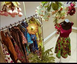 fashion, moda, and vitrine image