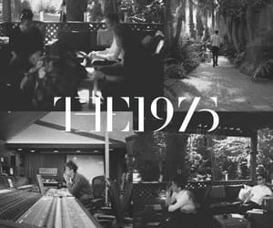 the 1975 and lockzcreen image