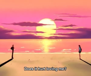 anime, hurt, and quotes image