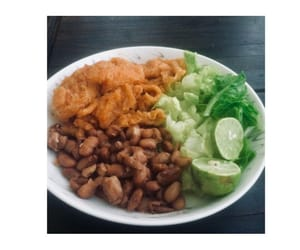 beans, delicious, and dinner image