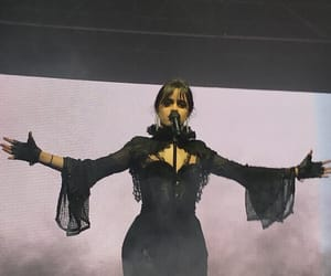 live, camila cabello, and never be the same tour image