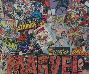 Avengers, heroes, and stan lee image