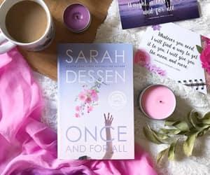 bibliophile, sarah dessen, and booknerd image