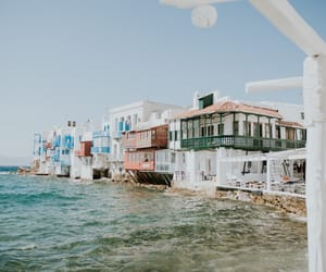 Greece and mykonos image
