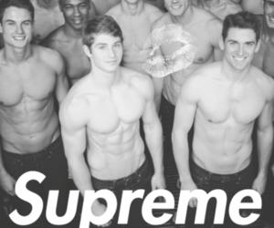 boy, supreme, and Hot image