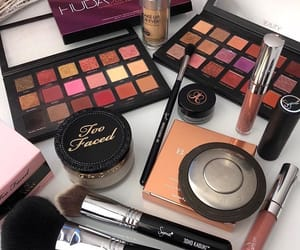 beauty, collection, and eyeshadow image