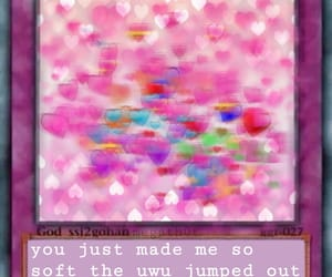 meme, hearts, and soft image
