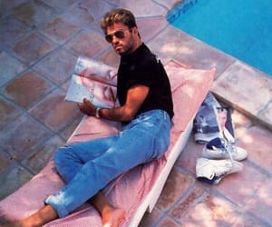 george michael, 80s, and george image