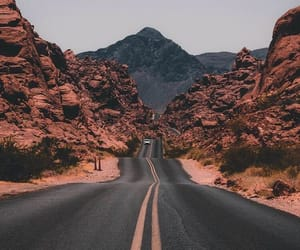 wallpaper, road, and travel image