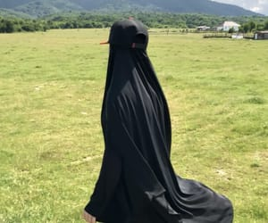 islam, niqab, and Ramadan image