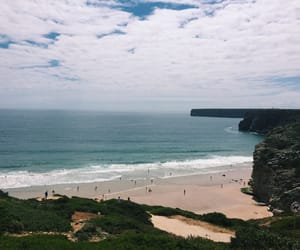 nature, sagres, and beach image