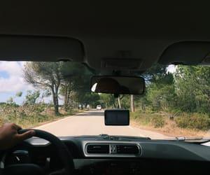 car, nature, and sagres image