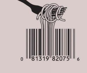 food, spaghetti, and fork image