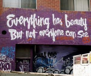 beauty, art, and graffitti image