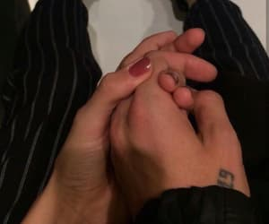 goals, hands, and Relationship image