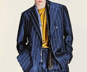 manly, suit, and baekhyun image