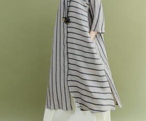 holiday dress, shirt dress, and striped shirt image