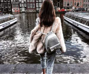article, bag, and travel image