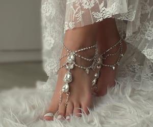 etsy, bridesmaid gift, and slave bracelet image