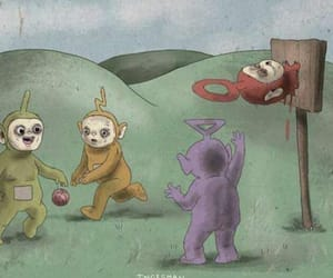 alternative, teletubbies, and series image