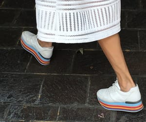 aesthetic, fashion, and platform shoes image